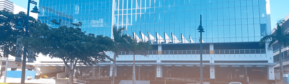 Two techno place building cutted image