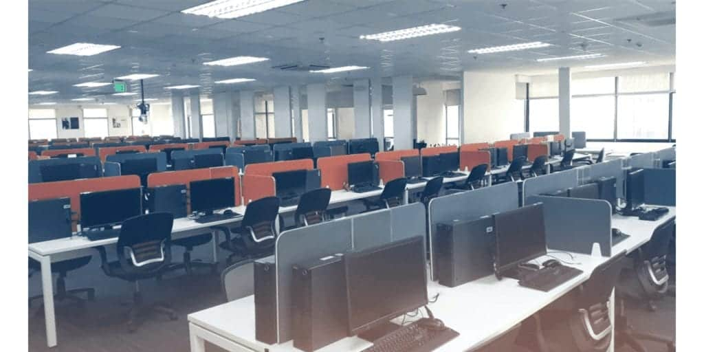 iSquare Operations Room